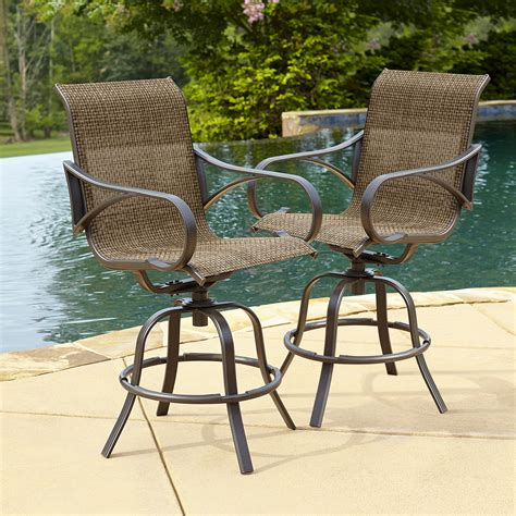 Sears Outdoor Patio Bar Stools by Outdoor Bar Stool Kmart