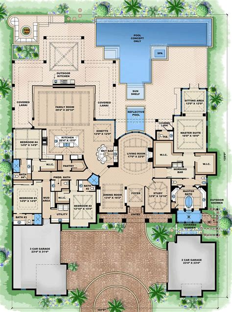 luxury estate plans best 25 luxury floor plans ideas on pinterest house