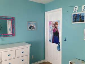 disney s frozen inspired bedroom poster from michael s