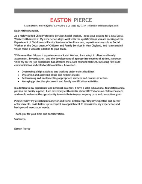 Community Service Worker Cover Letter Cover Letter For Community Service Worker 11103
