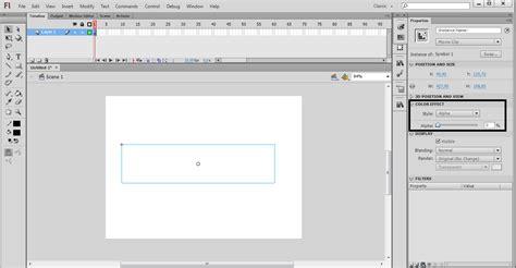 tutorial animasi flash keren membuat animasi text keren dengan adobe flash 1