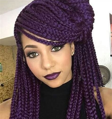 One Braid Black Hairstyles by Braid Hairstyles For Black American