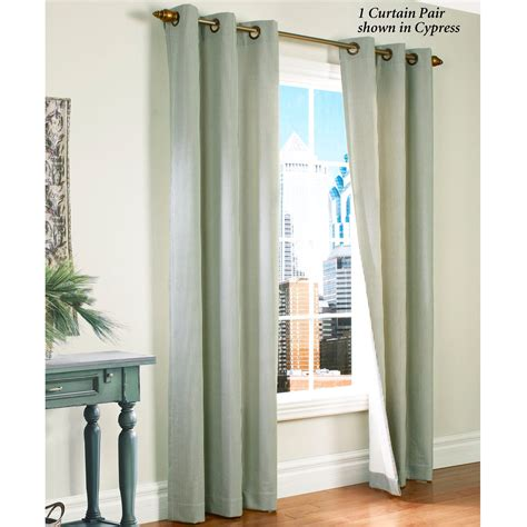 striped grommet curtains laundry stripe thermalogic tm grommet curtains