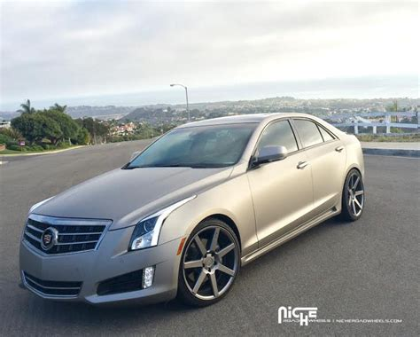 Cadillac Custom Wheels by Cadillac Ats Custom Wheels Niche Verona M149 19x Et 35