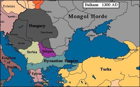 ottoman serbia 9 european countries great at being conquered picture