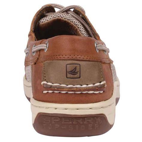 mens boat shoes wide width sperry men s billfish 3 eye boat shoes wide width west