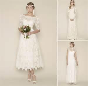 friday s fab 5 bohemian inspired wedding dresses fly