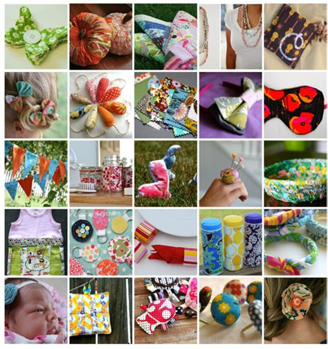 crafts with fabric 25 great scrap fabric ideas at a glance scrap fabric
