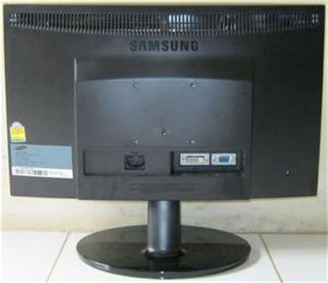 Monitor Samsung Syncmaster E1920 lcd samsung syncmaster e1920 18 5 quot wide kaskus archive