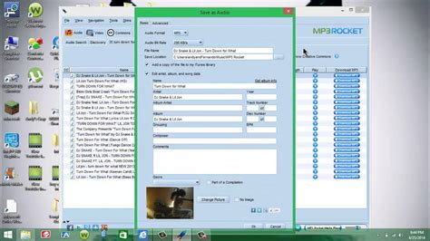 mp3 rocket free download windows 8 how to download free music from mp3 rocket with windows 8