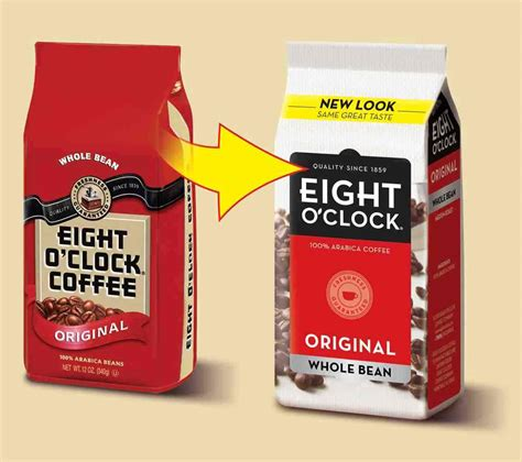 Eight O?Clock® Coffee Serves Up New Packaging    S3 LLC   PRLog