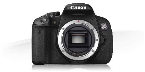 Kamera Canon Eos 650d Di Malaysia canon eos 650d appareils photo reflex et hybrides eos
