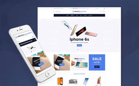 10 Stunning Shopify Themes For Beautiful Web Shop 2018 Useful Blogging Shopify Mobile Template