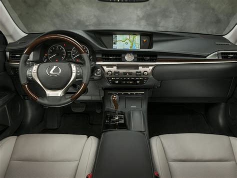 es upholstery 2014 lexus es 350 price photos reviews features