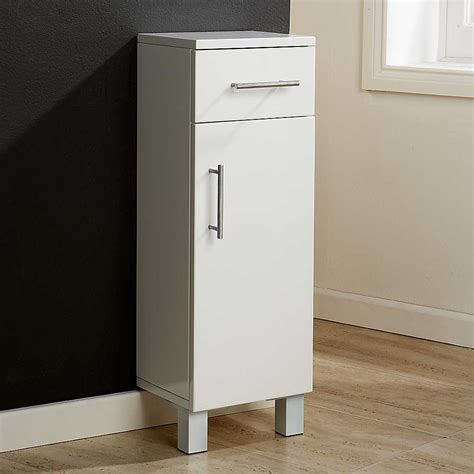 Bathroom Floor Cabinet White Attachment White Bathroom Floor Cabinet 861 Diabelcissokho
