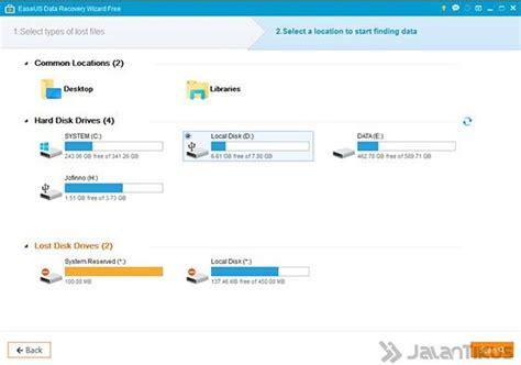Format Flashdisk Data Hilang | cara mudah kembalikan data hilang pada flashdisk korup