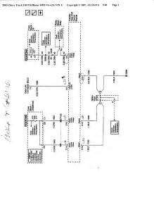 2002 chevy blazer power window diagram 2000 chevrolet blazer johnywheels