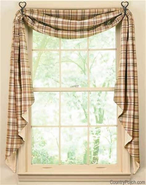fishtail curtains thyme fishtail curtain swags favorite places spaces