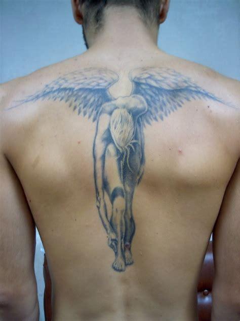 tatuajes de angeles fotos dibujos y tattoos tatuajes angeles