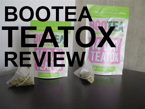 Bootea Detox Diet Reviews by Bootea Teatox Review 2016 Results Opinions