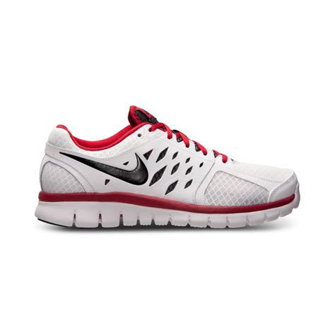 finish line running shoes for lyst nike mens flex running sneakers from finish line in