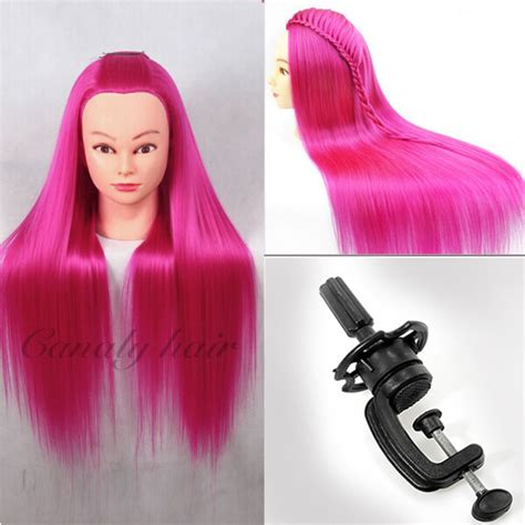 Hair Style Doll Heads by 22quot Yaki Hair Professional Styling Doll
