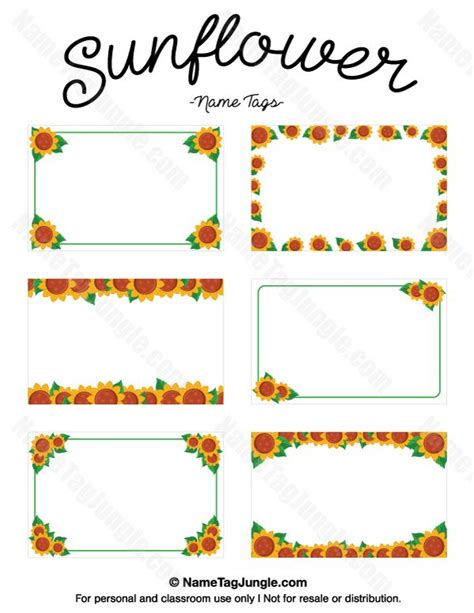 flower tags template free 268 best images about name tags at nametagjungle on