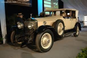 1928 Rolls Royce 1928 Rolls Royce Phantom I Conceptcarz