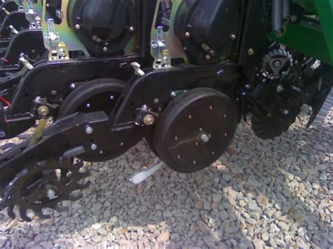 Planter Closing Wheels by Viewing A Thread Great Plains Planter Closing Wheels
