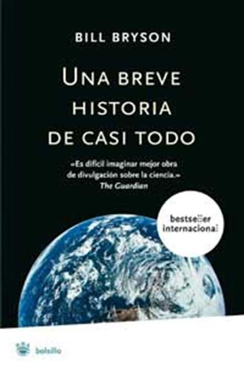 descargar libro e a short history of nearly everything en linea ciencia con paciencia libros recomendados una breve historia de casi todo