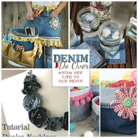 denim crafts projects projects and projects on