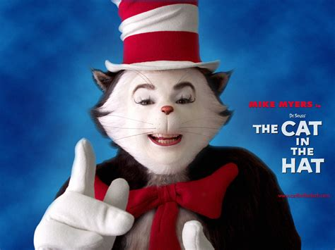 imagenes the cat in the hat dr seuss images the cat in the hat 2003 hd wallpaper