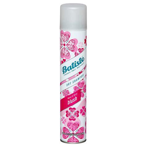 Batiste 200ml Floral And Flirty Blush Shoo Kering buy shoo blush 200 ml by batiste priceline