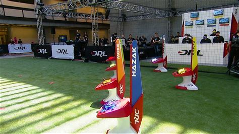 Paper Pilot Pits You Against Others In A Paper Plane Throwing Challenge by Drone Racing League Continues Rapid Global Growth