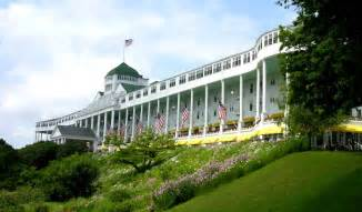 Cupola Bar Grand Hotel Mackinac Island Michigan Photographs