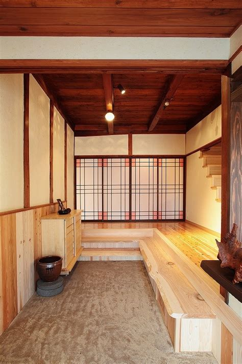 japanese foyer 17 best images about entr 233 e genkan on