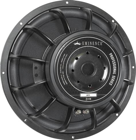 Speaker Acr 15 Speaker Acr 15 speaker eminence 174 pro 15 quot lab 15 600 watts antique