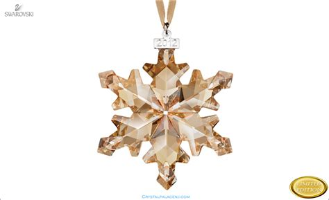 1139970 swarovski scs christmas ornament annual edition 2012