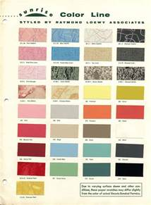 formica colors retro library 1953 formica collection brochure