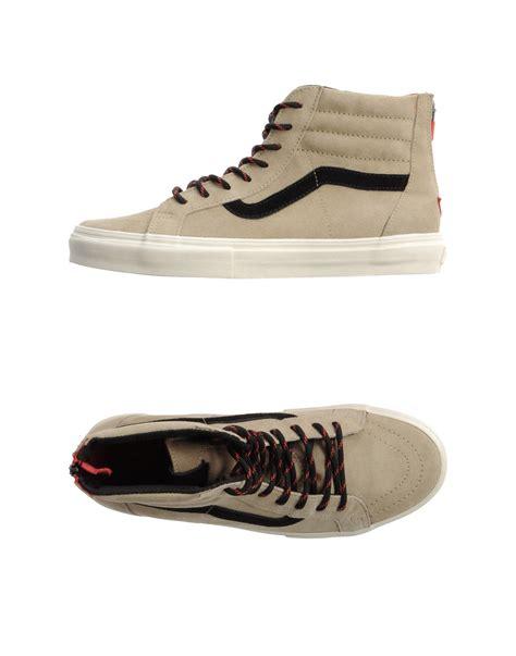 sneakers high tops vans high top sneakers 28 images vans 174 madewell