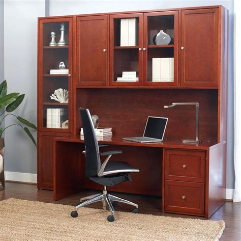 modern computer desk with hutch delectable 60 modern office armoire design inspiration of