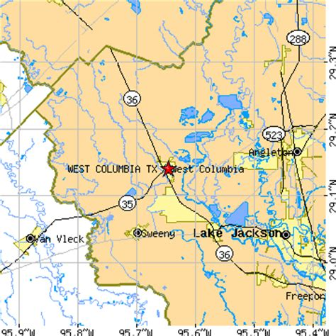 west columbia texas map west columbia texas tx population data races housing economy