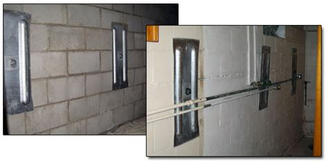cracked foundations and bowing basement walls in arvada