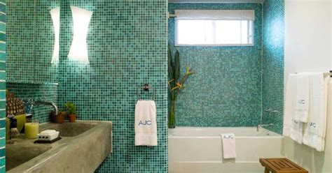 recycled glass tiles bathroom live with what you magnificent and unique recycled