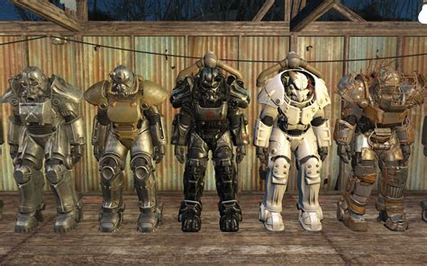 fallout 4 armor godly power armor at fallout 4 nexus mods and community