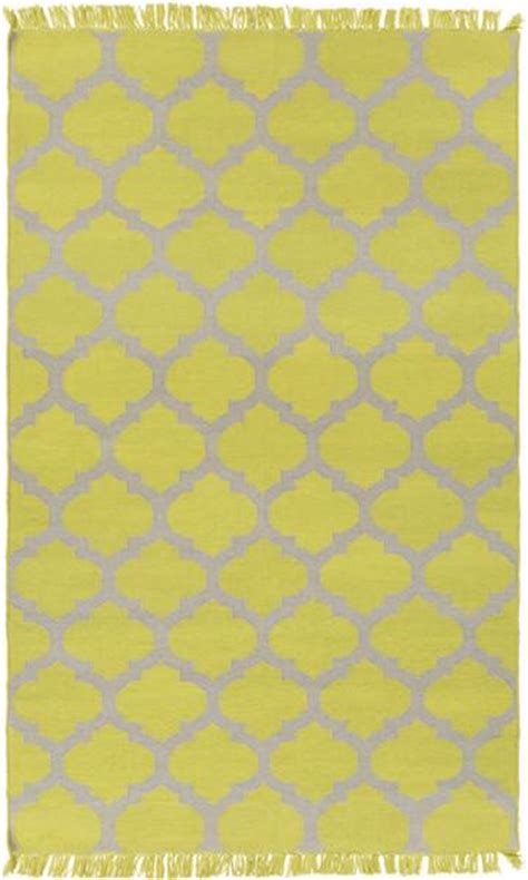 Yellow And Grey Outdoor Rug Grey Palmer Knotted Rug