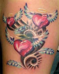 tattooed heart wikipedia the 25 best heart wings tattoo ideas on pinterest