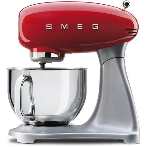 Smeg Kitchen Appliances Review by Smeg Smf01rdus Stand Mixer Review Guide24x7