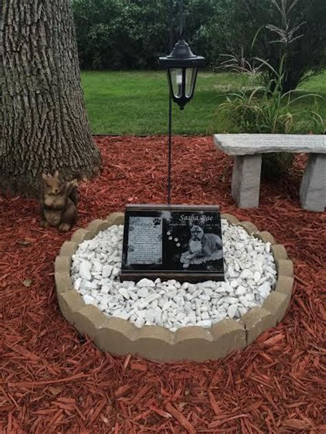 dog burial backyard best 25 pet memorials ideas on pinterest dog memorial