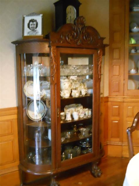 how to decorate a china cabinet antique dishes and china cabinet https www youtube com